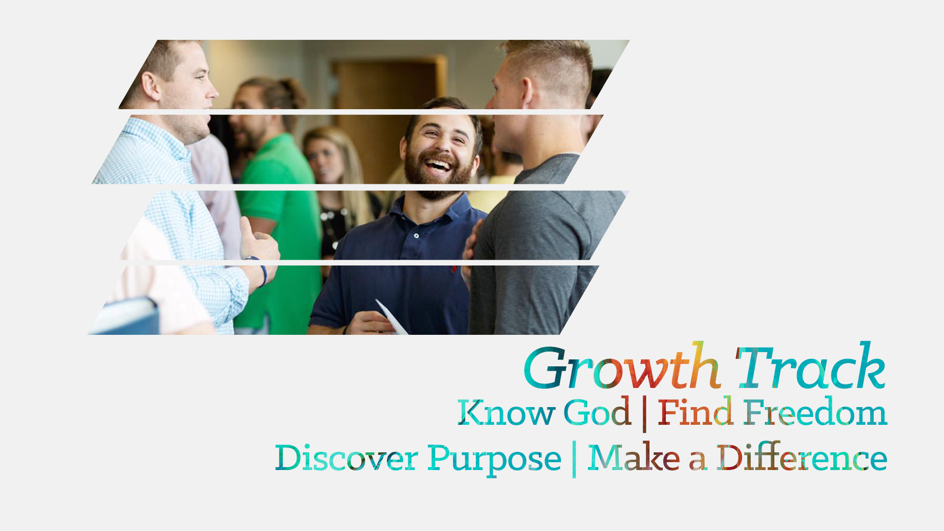 Learn to Know God at growthTrack