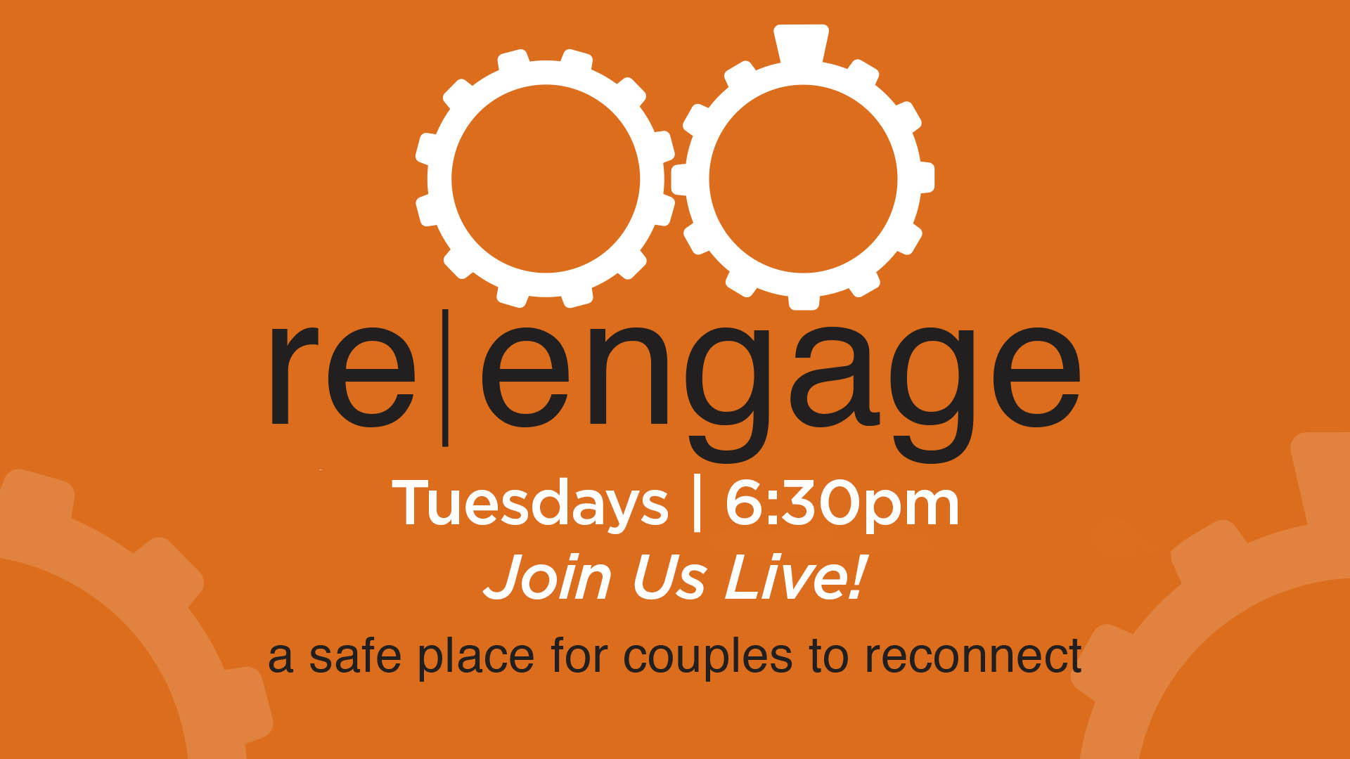 Re|Engage Information