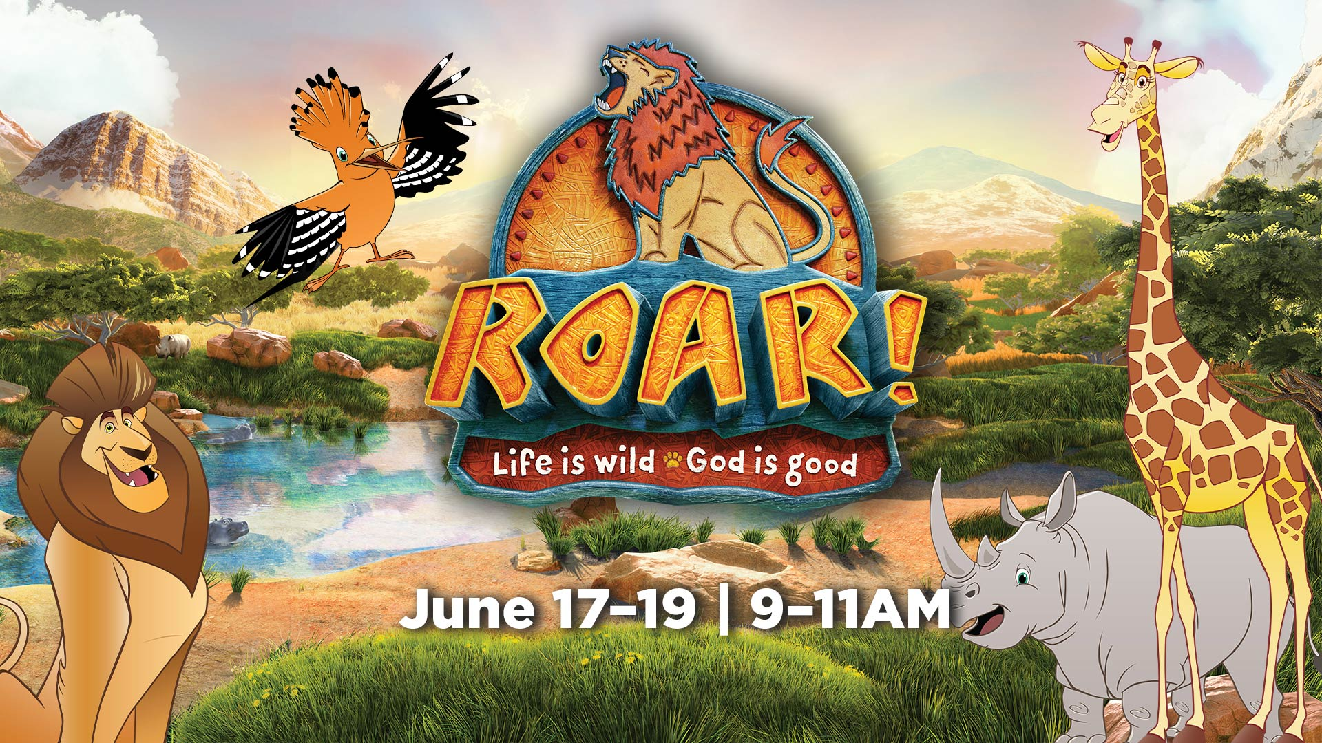 Preschoolers will learn about God in a fun safe environment at Preschool XP