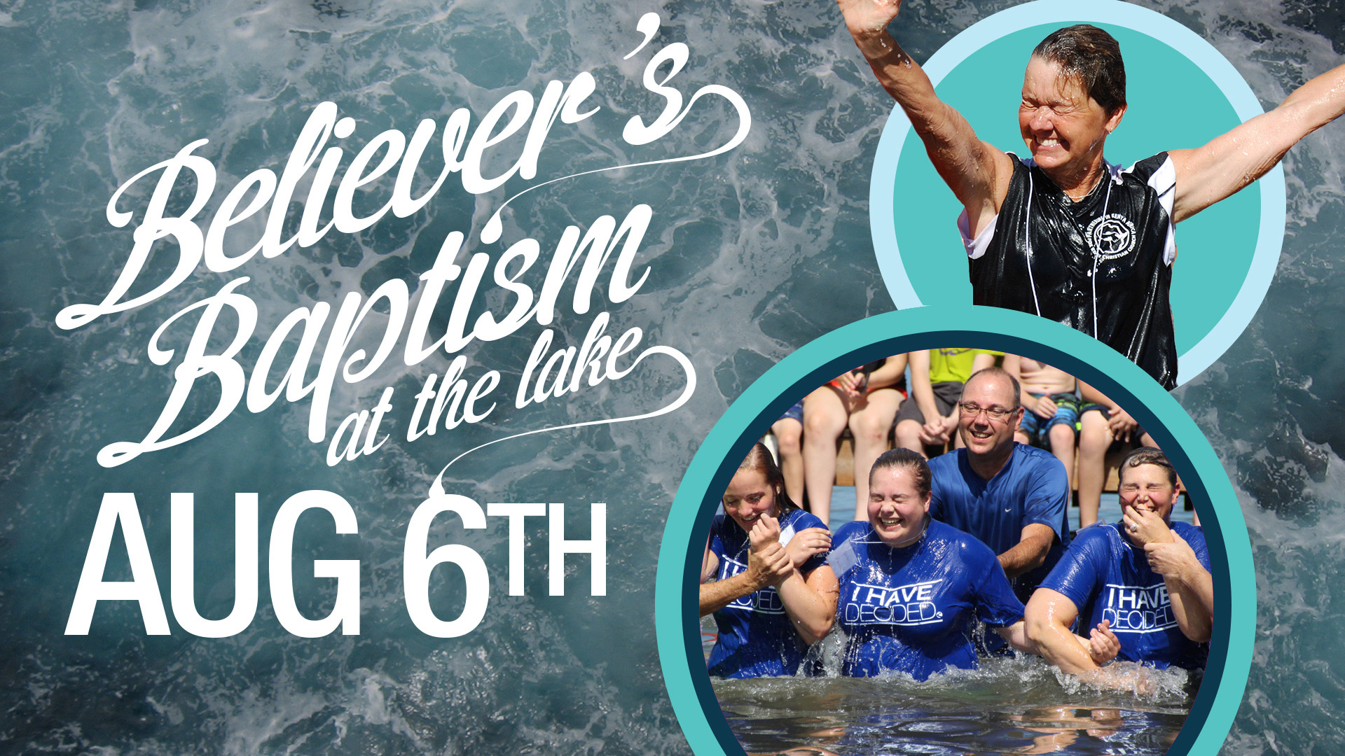 Know God More through Believer's Baptism