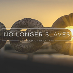 No Longer Slaves – Week 1