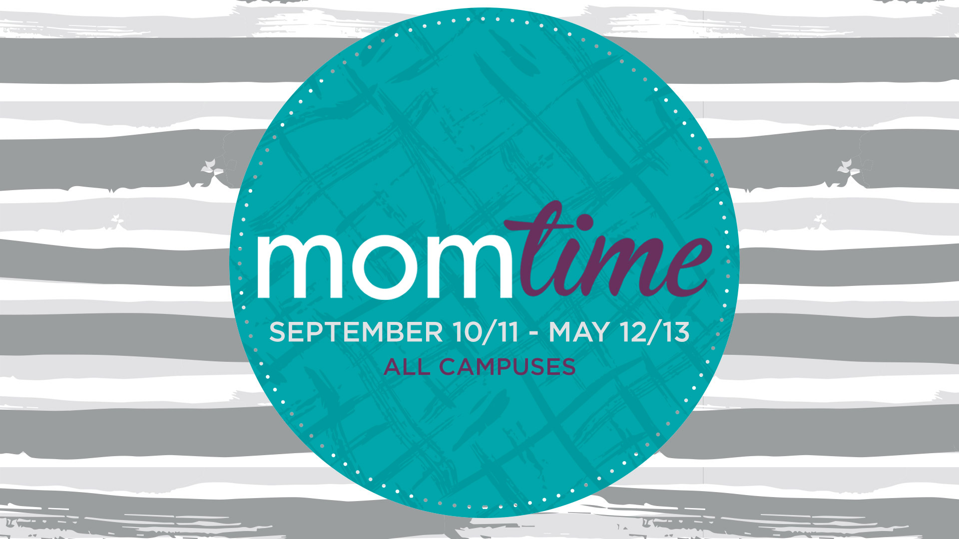 Mom Time Groups Available