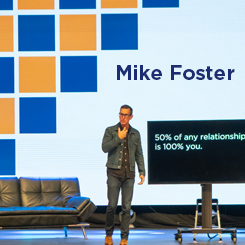 Guest Speaker – Mike Foster