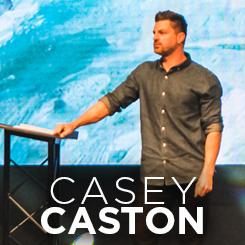 Guest Speaker – Casey Caston
