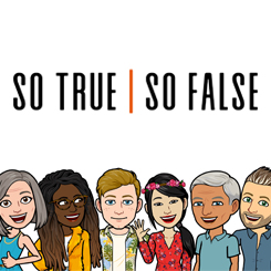 So True | So False – Week 1