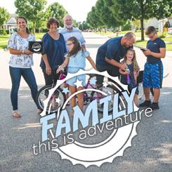 Family: This is  Adventure – Week 3