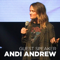 Andi Andrew – March 2020